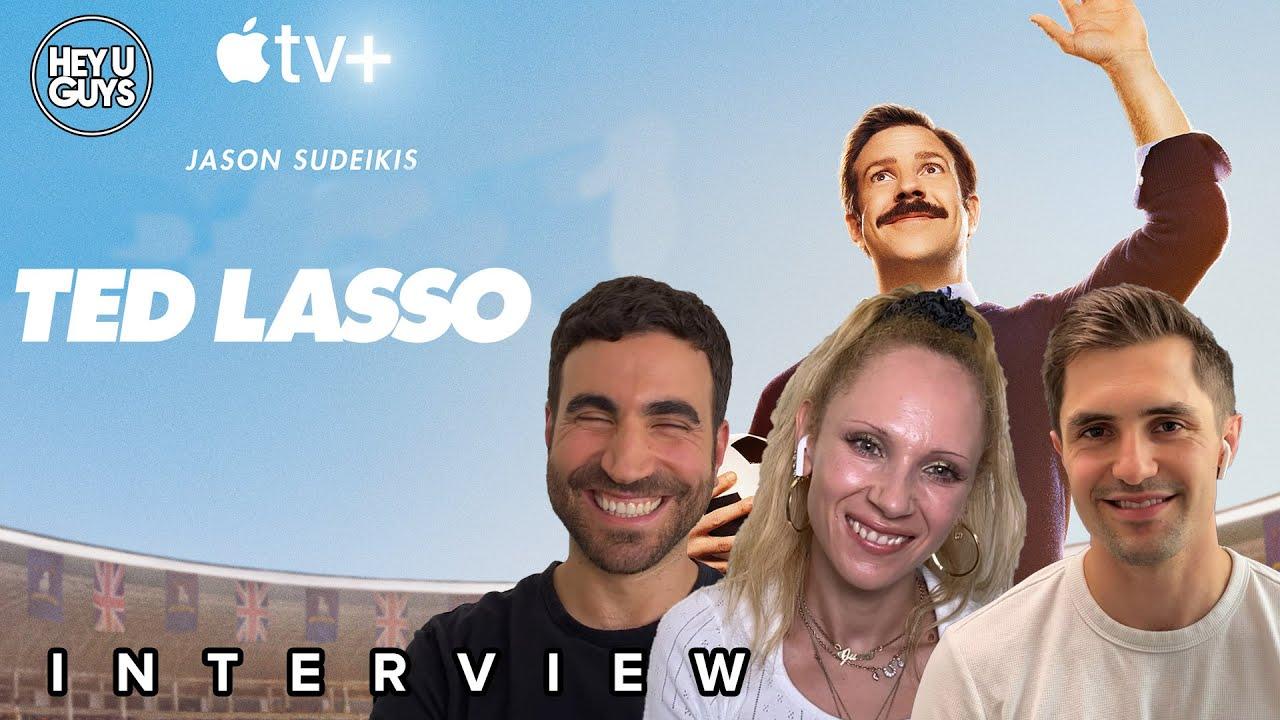 Ted Lasso cast interviews