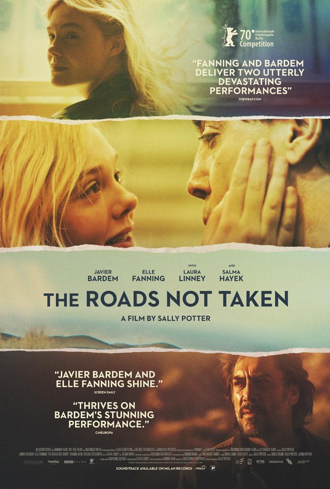 The Roads Not Taken Poster