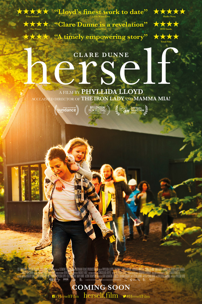 New trailer lands for drama 'Herself' - HeyUGuys
