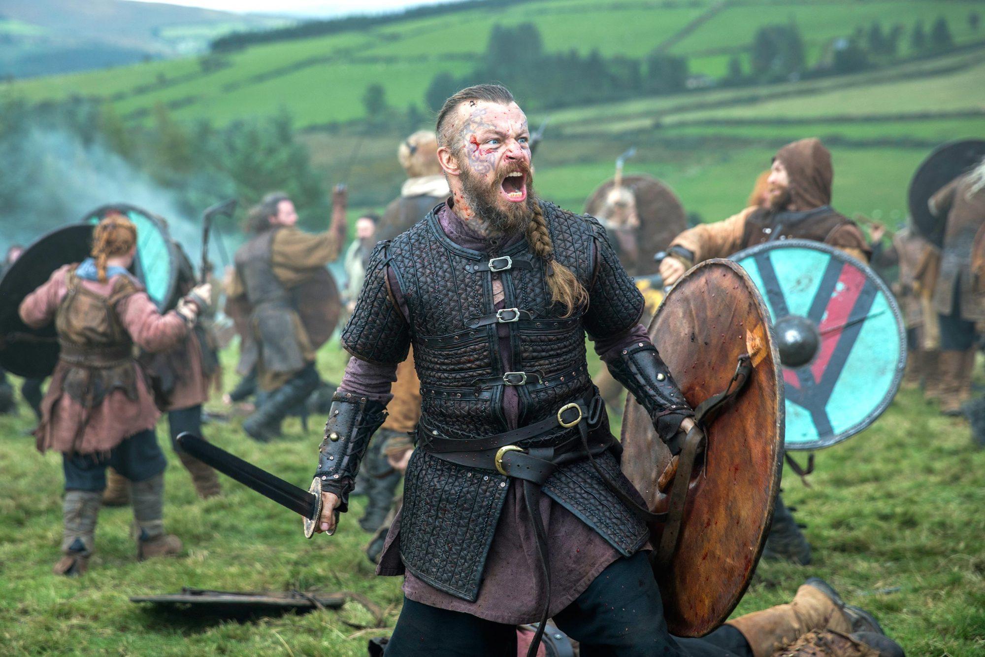 Netflix Greenlights Vikings Spin-off Series Vikings: Valhalla - HeyUGuys
