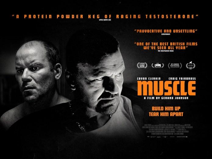 Muscle - Craig Fairbrass Film Poster