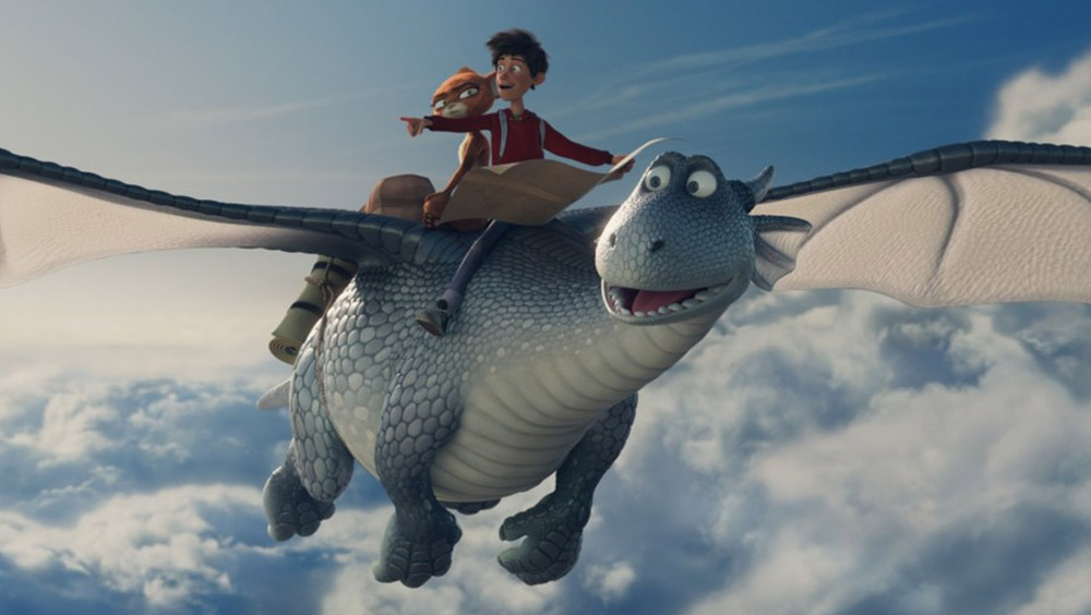 Dragon Rider movie