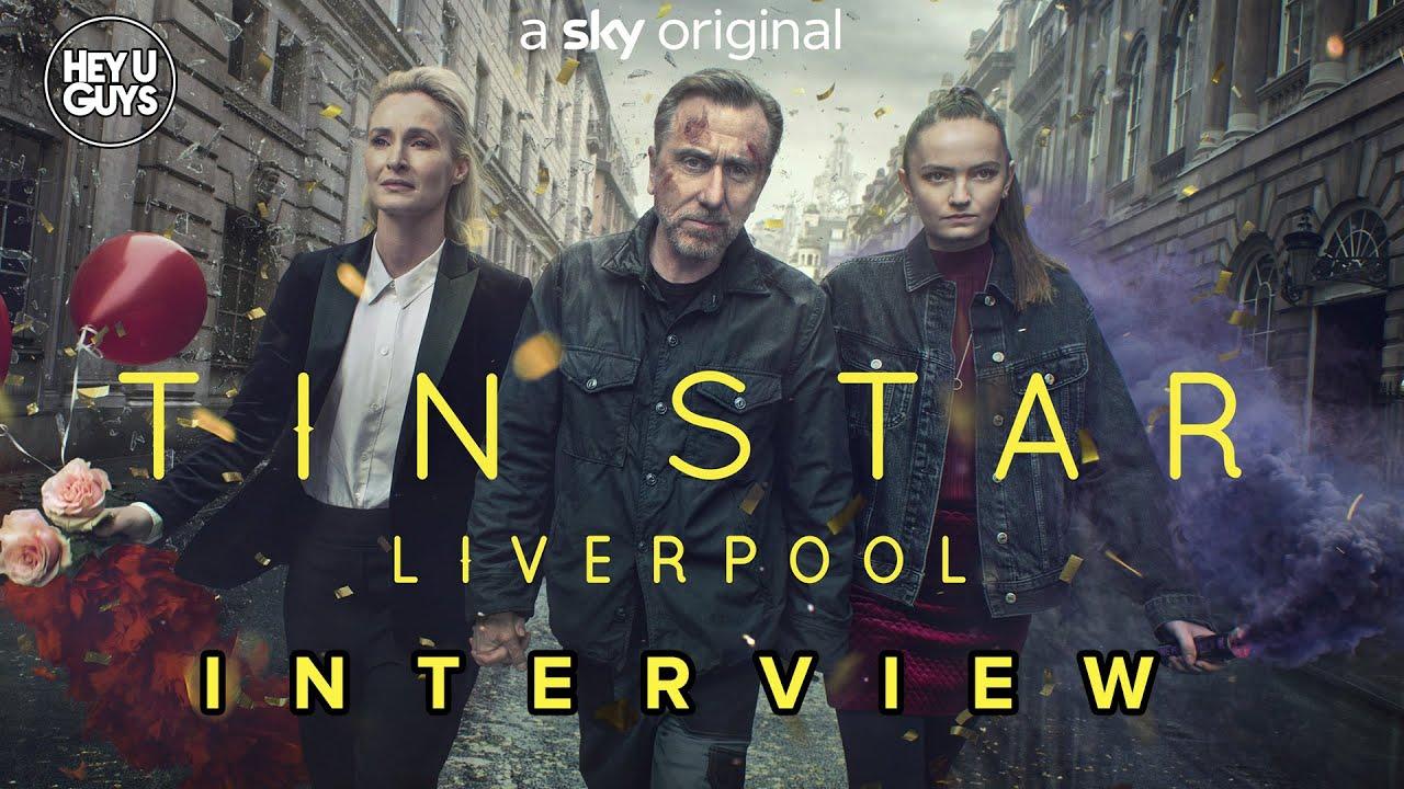 Tin Star Liverpool cast interviews