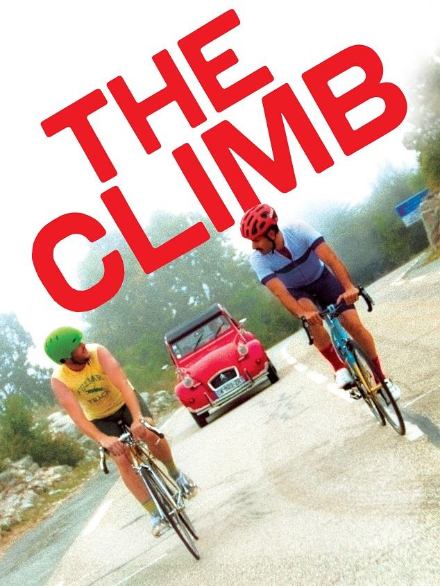 THE CLIMB UK Poster