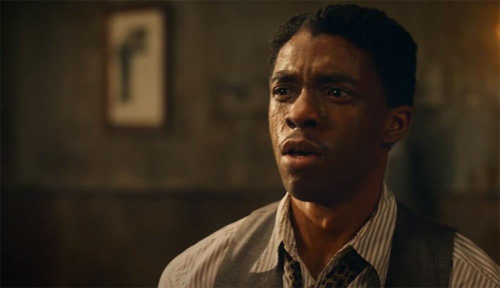 Chadwick Boseman Portrait of an Artist