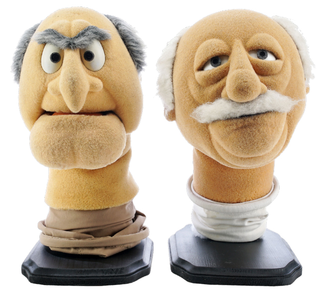 Prop Store Muppets