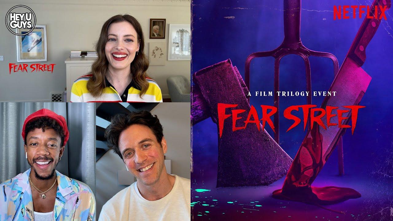 Netflix fear street cast interview