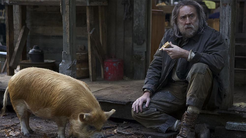 Pig Nicolas Cage