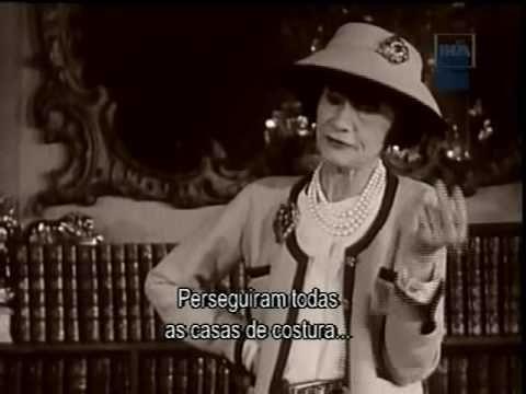 Gabrielle Chanel. La Permanence d'un style. 2001 interview