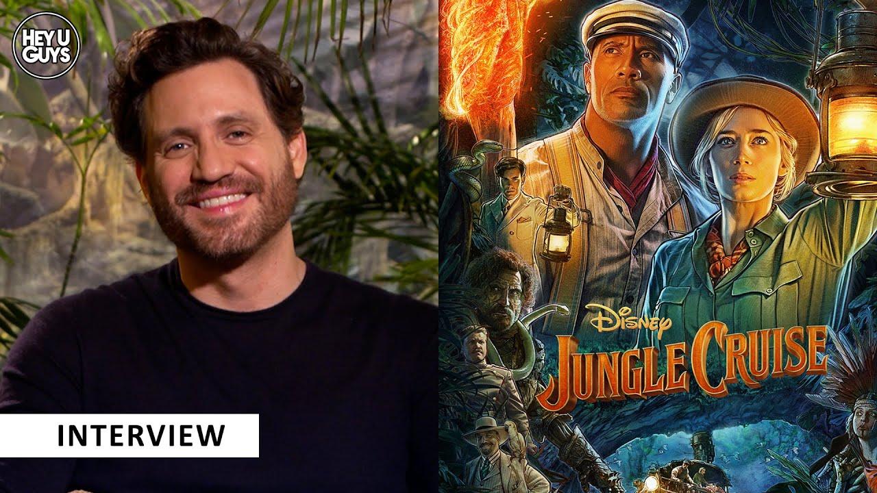 Edgar Ramirez jungle cruise