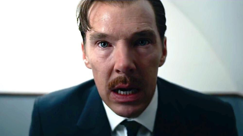 The courier-Benedict cumberbatch