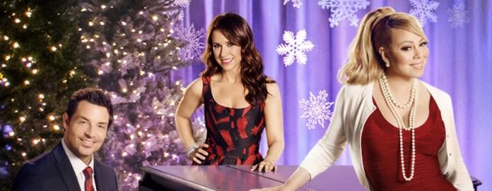 A Christmas Melody starring Mariah Carey