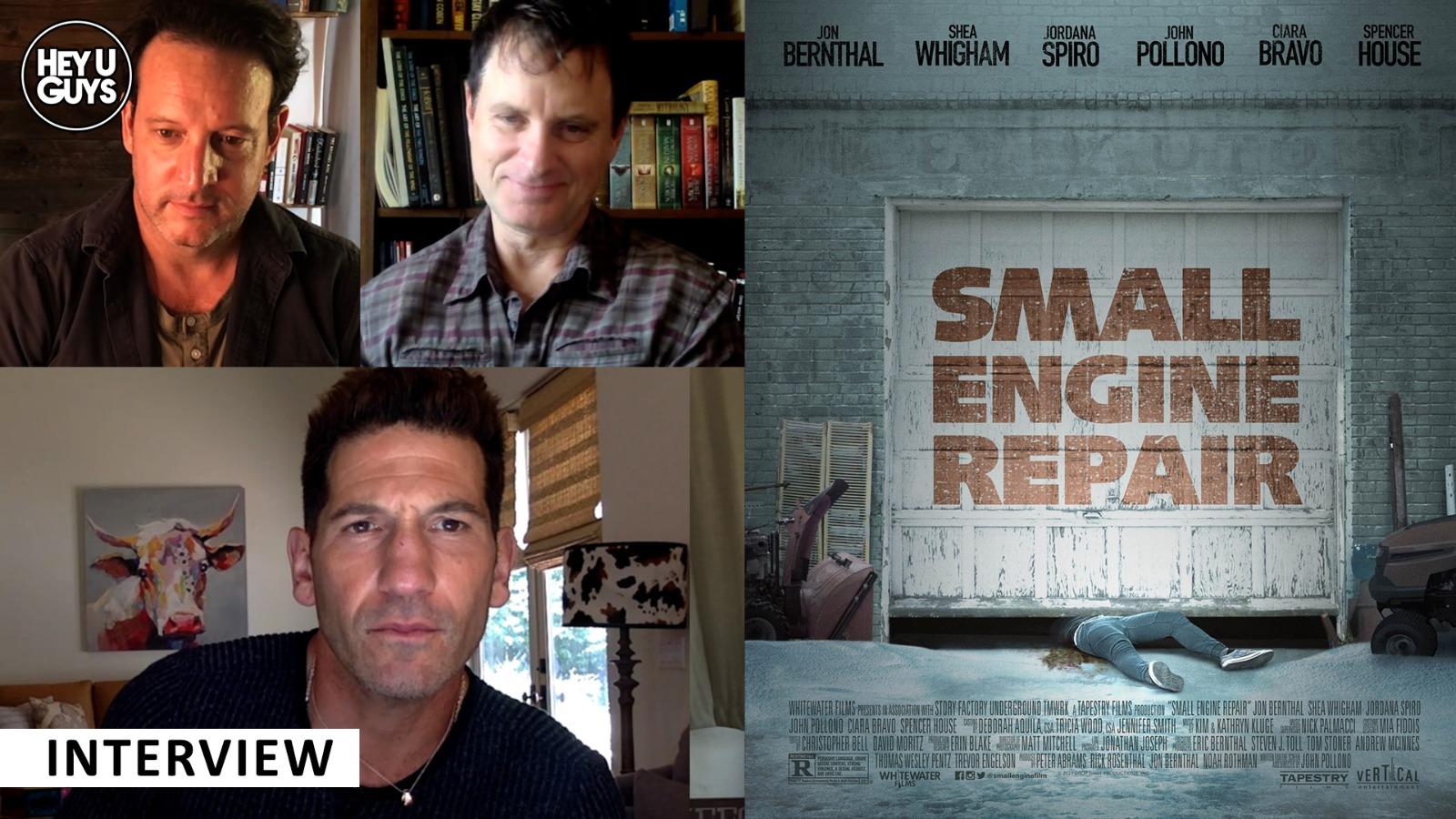Small Engine Repair cast interviews