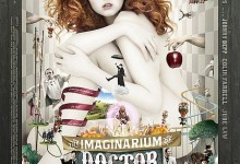 Parnassus Poster - Lily Cole