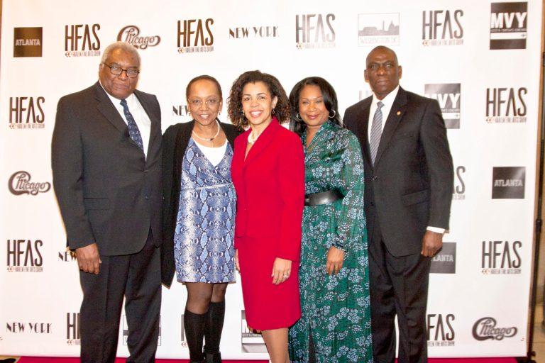 Dr Edwin Williams,Dr. Reba Williams, Dr. pascale Kersaint,Sandra Bookman, Dr. Rawle Philbert