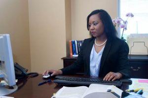 Stephanie Curette Working