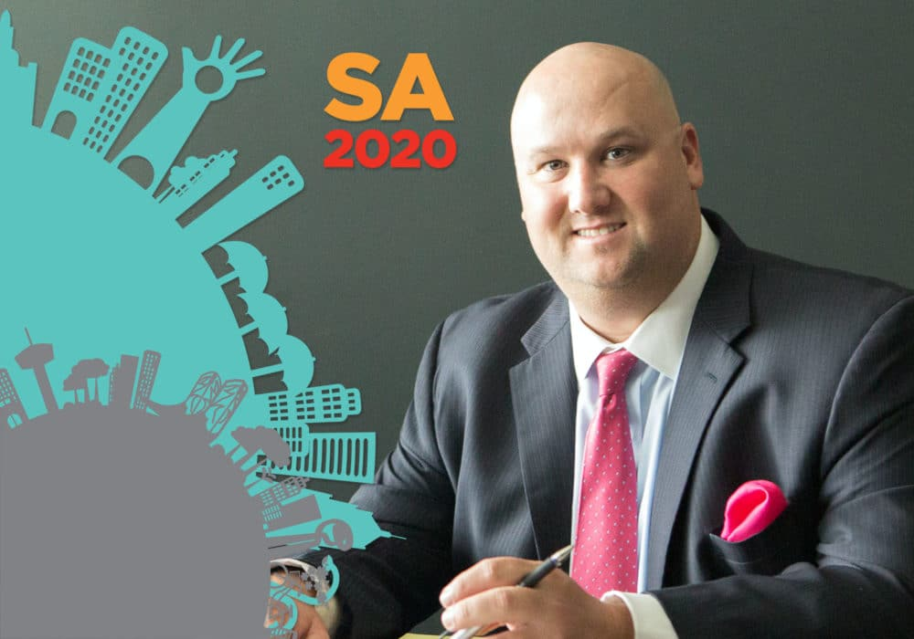 Ty Hunter Sheehan, SA2020 Board Member