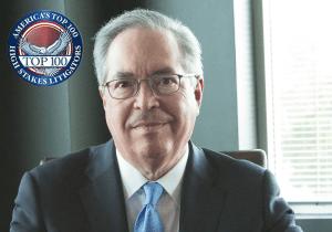 Garza Selected as Top 100 Litigator