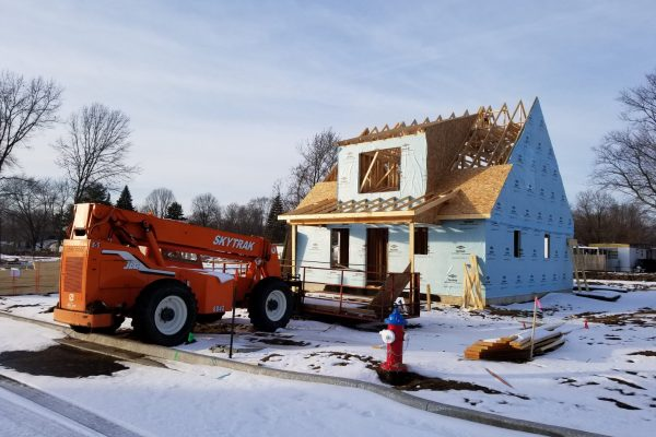 2018 Jimmy & Rosalynn Carter Work Project taking place in Mishawaka and South Bend.