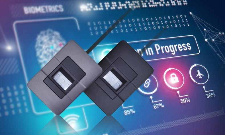 HFSecurity FAP20 Optical FBI Fingerprint Scanner