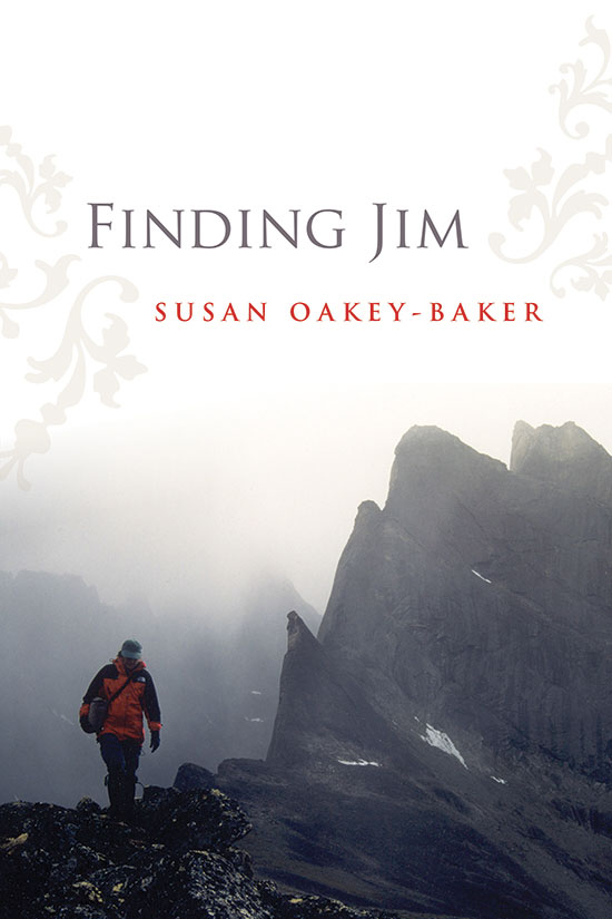 "Cover image of the book ""Finding Jim"" by Susan Oakey-Baker"