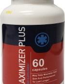 Maximizer Plus Penile Formula