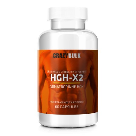 Crazy Bulk HGH-X2 reviews