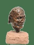 Geronimo Statue