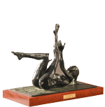 Waterfall Statue