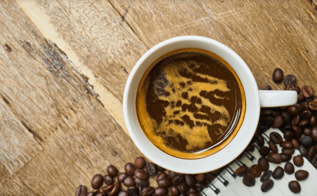 coffee can boost your mood