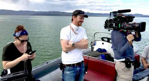 Film Crew - Mono Lake - HGi