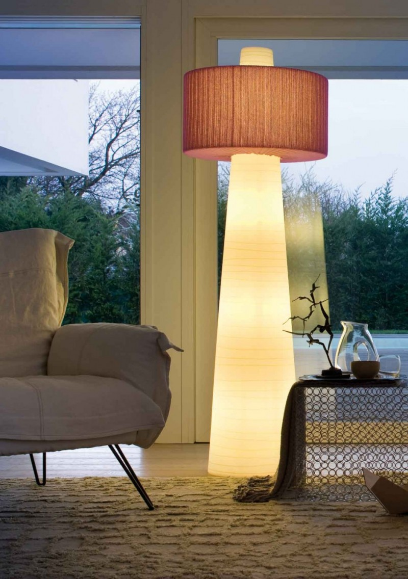 20 Modern Floor Lamps Design Ideas With Pictures