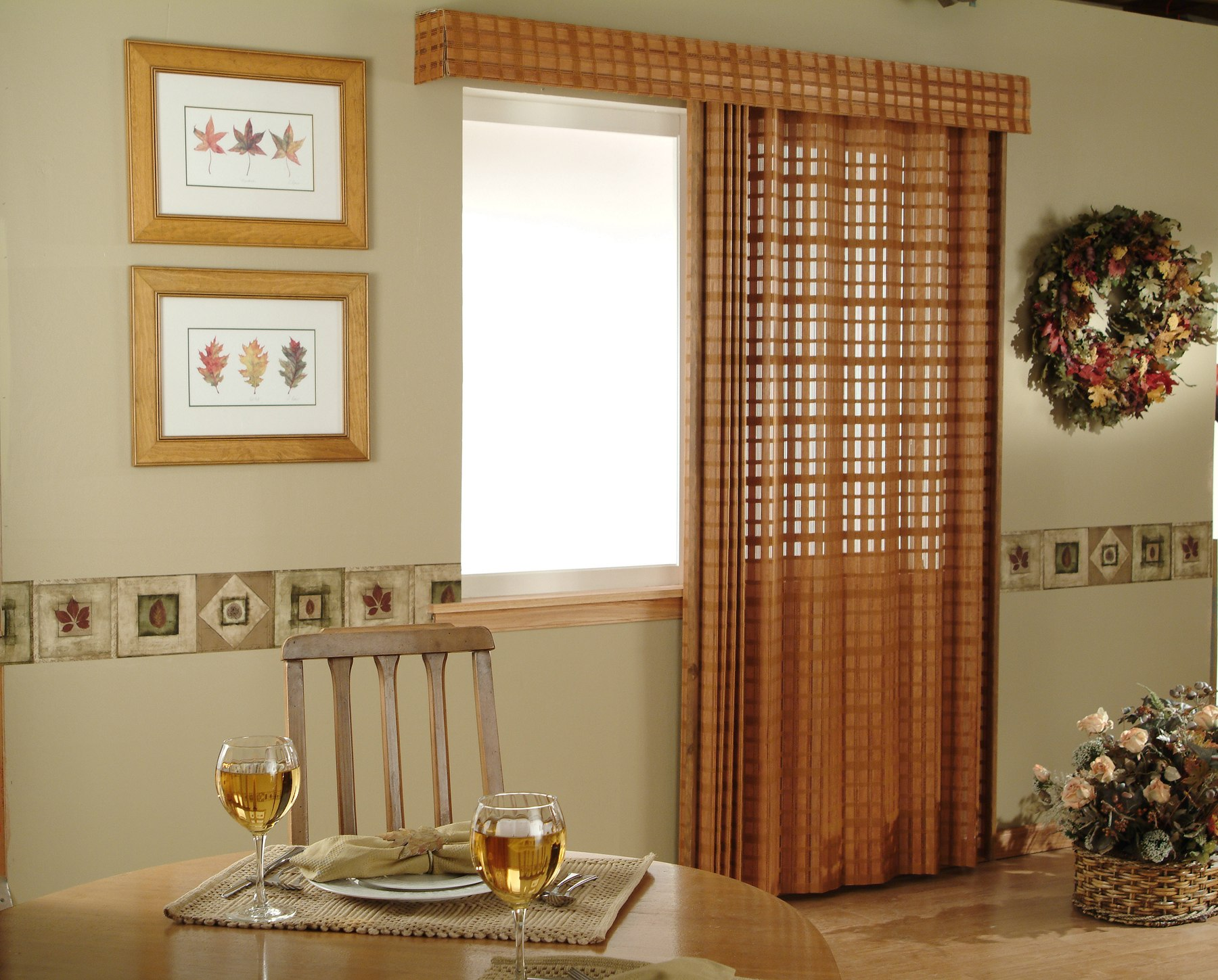 Vertical Blinds Ideas For Window Treatment