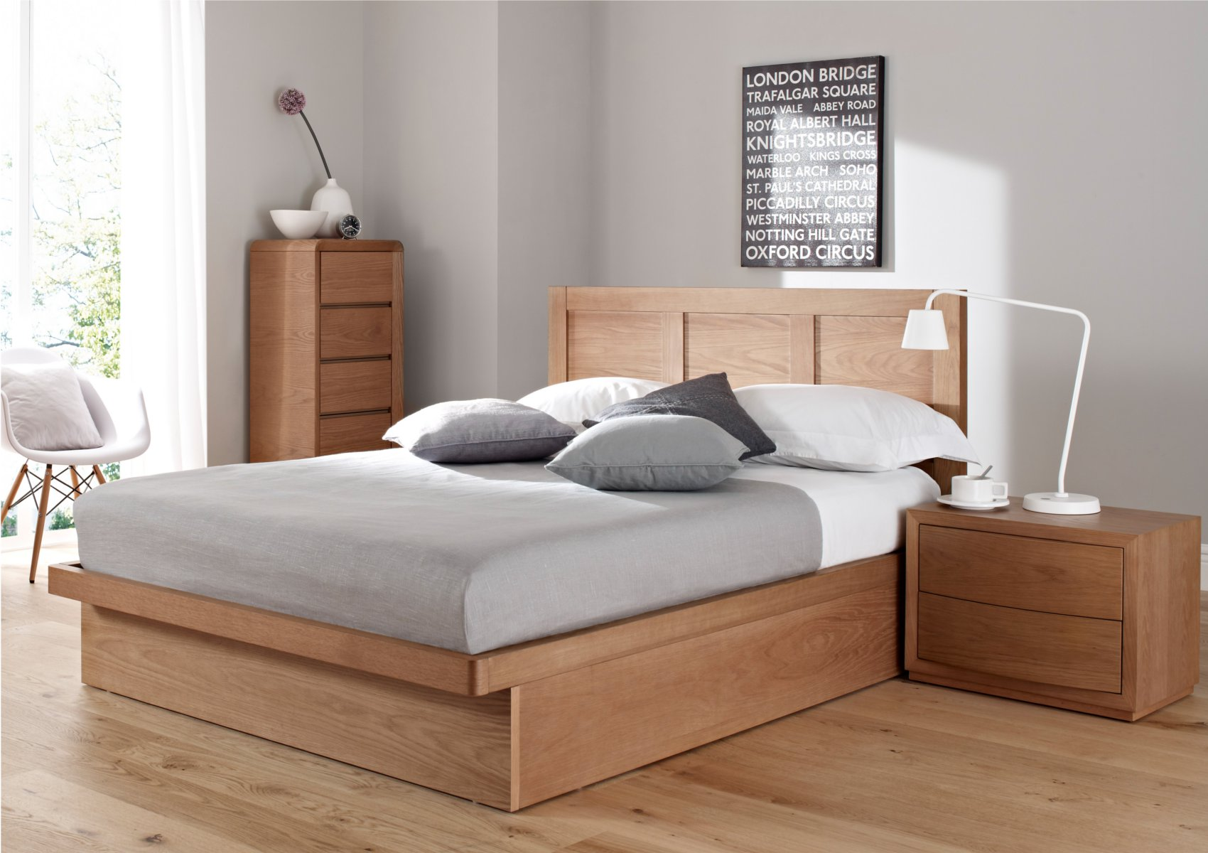 20 King Size Bed Design To Beautify Your Couple S Bedroom