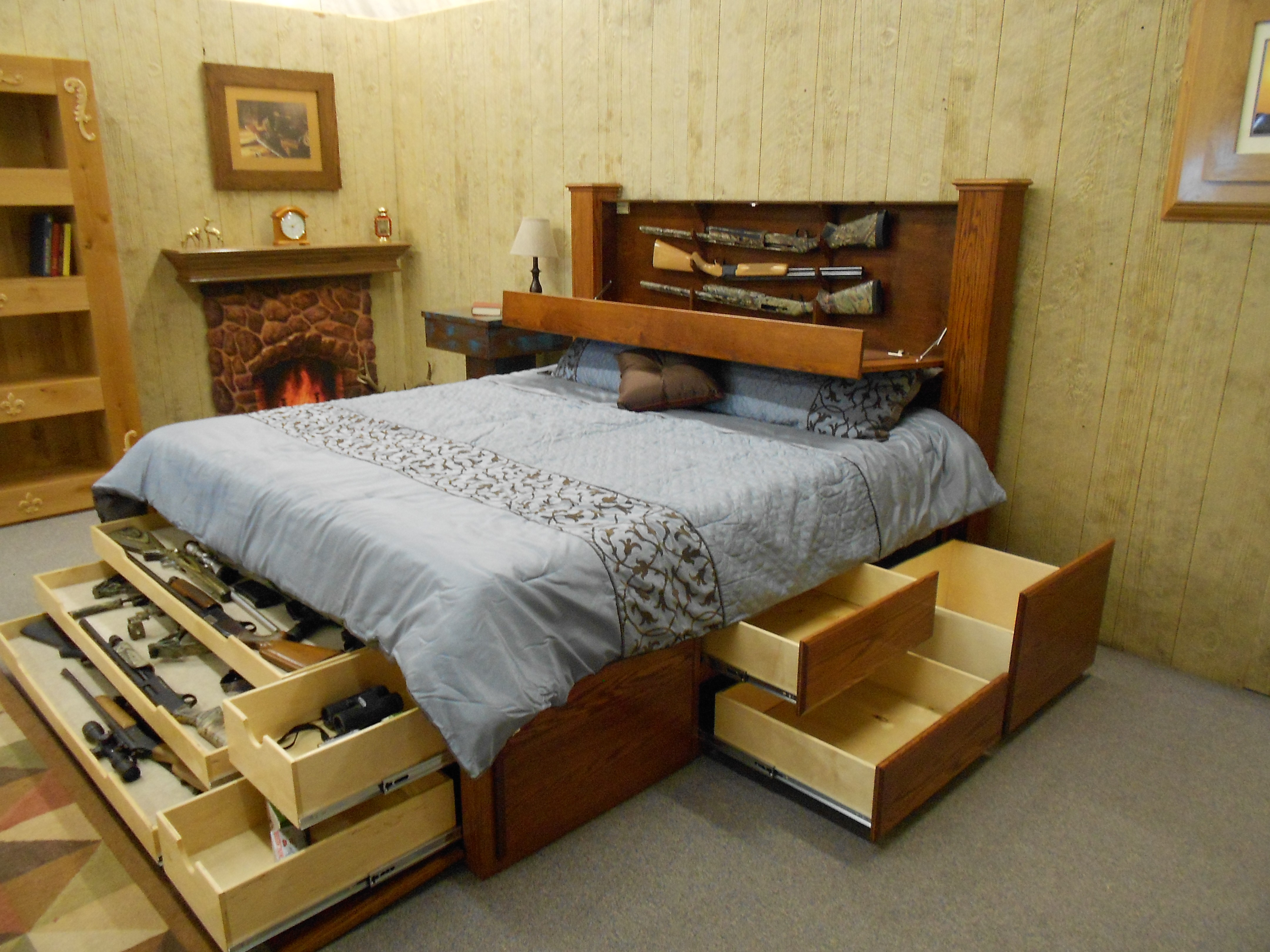 20 King Size Bed Design To Beautify Your Couple S Bedroom Hgnv Com