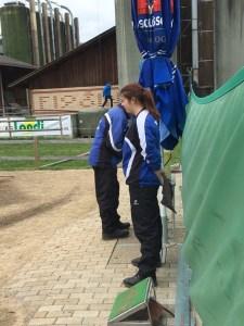 """Abgesagt""1. Meisterschaftsspiel gegen die HG Dotzigen @ Hornusserplatz Dotzigen"
