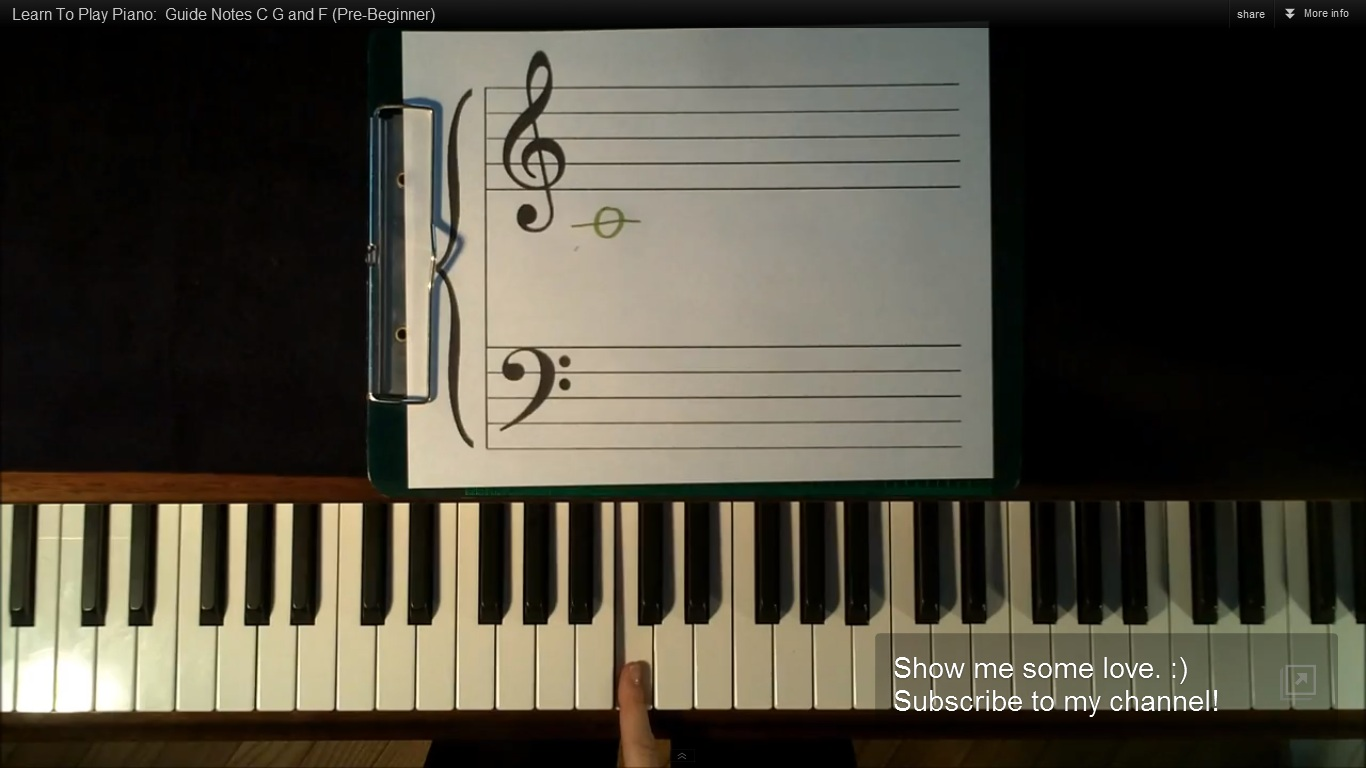 Piano Video Lessons Your Online Piano Teacher