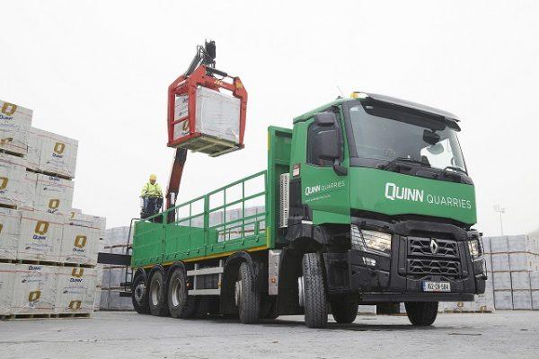 7dc4c66de5 Supplied by the Northern Ireland Renault Trucks dealer