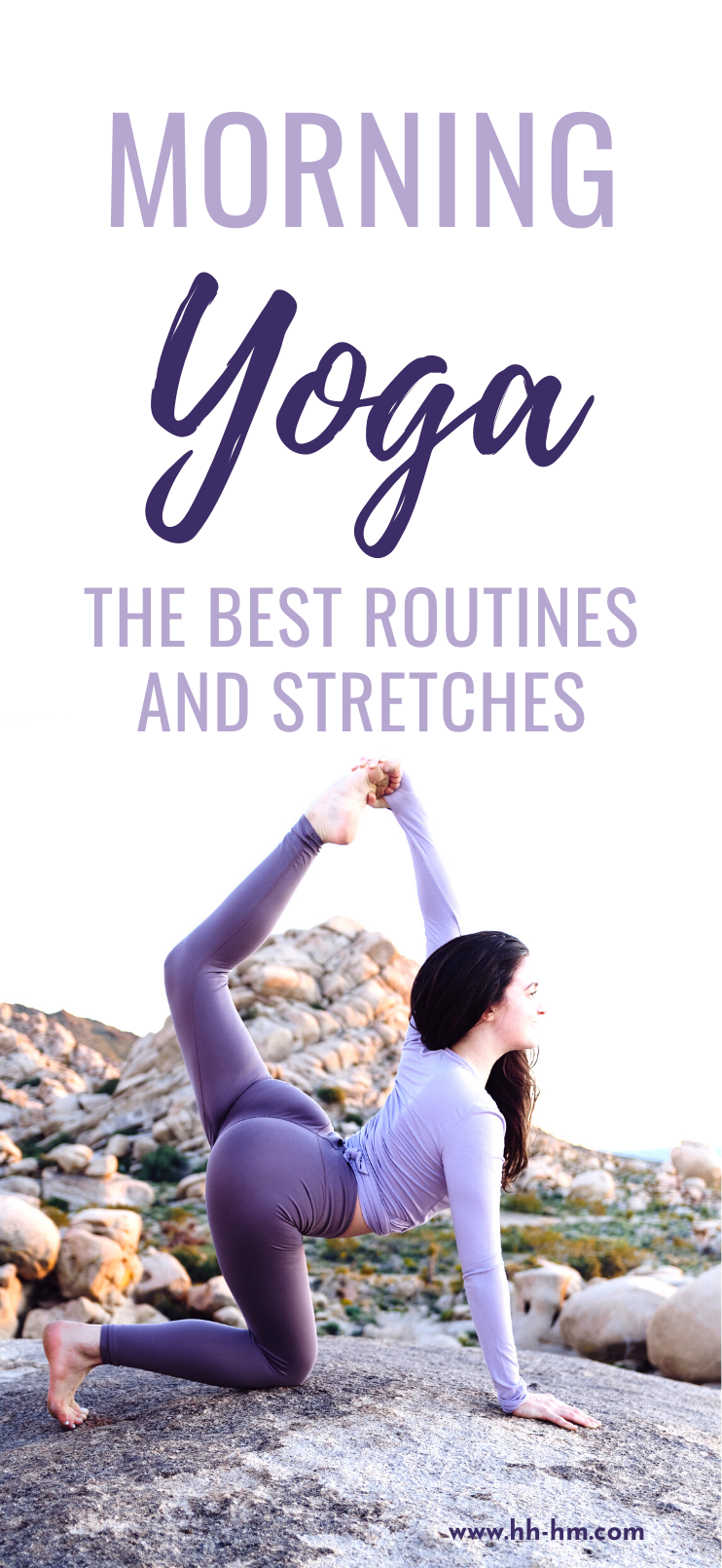 Morning yoga routine - the best yoga stretches and routines to do after you wake up to improve flexibility, strengthen and stretch your body.