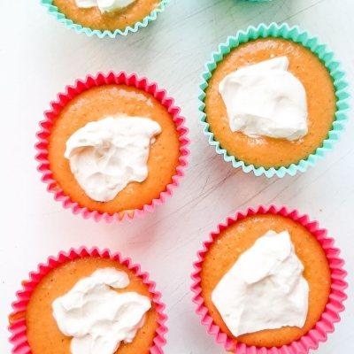Flourless Oatmeal Pumpkin Muffins (Ugly, But Tasty!)
