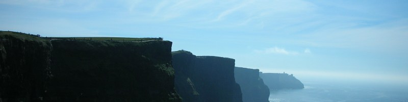 Ireland: The Cliffs of Moher
