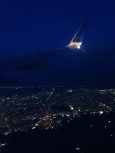 night flying