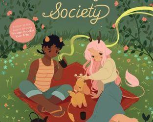 Magic Monday: The Tea Dragon Society by Katie O'Neill