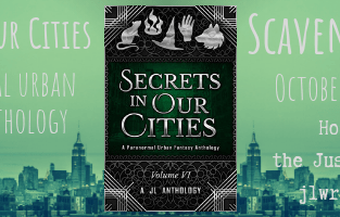 Secrets in Our Cities Scavenger Hunt Blog Tour: Interview with Maddie Benedict
