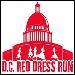 DC Red Dress Run 2017