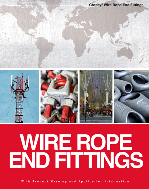 Wire Rope End Fittings