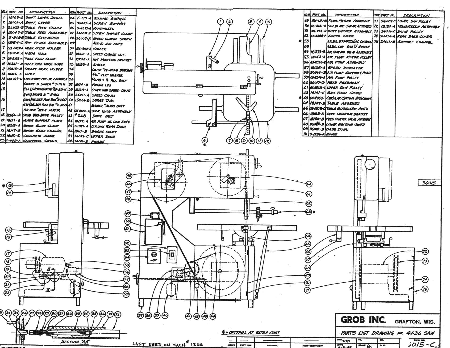 Enco Milling Machine Wiring Diagram