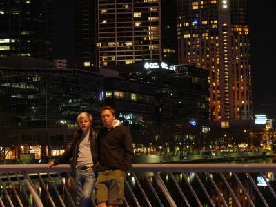 Last days Melbourne