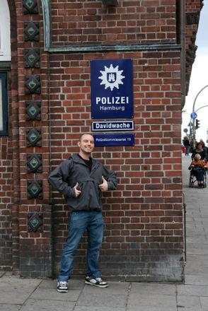 Erste Woche Hamburg