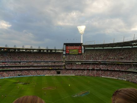 Essendon - Carlton